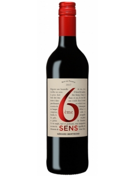 Gérard Bertrand - 6ème Sens - Rouge - Vin Pays d'Oc