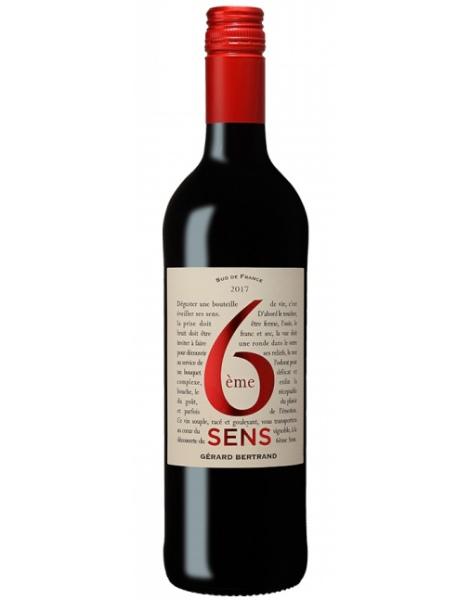 Gérard Bertrand - 6ème Sens - Rouge