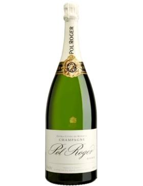 Pol Roger Brut Réserve Magnum - Champagne AOC Pol Roger