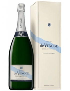 De Venoge - Cordon Bleu - Champagne AOC De Venoge