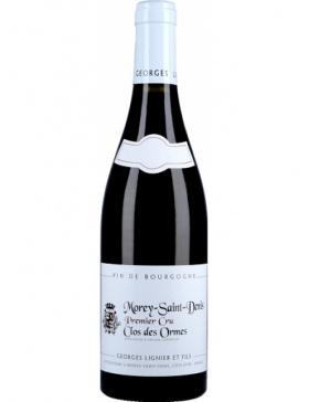 Domaine G. Lignier & Fils - Clos des Ormes 2017 - Vin Côte de Nuits