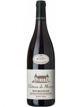 Antonin Rodet - Château de Mercey 2017