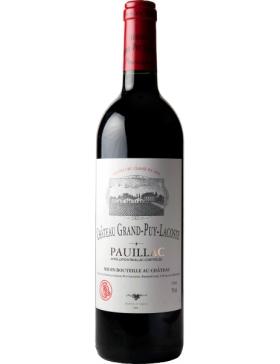 Château Grand Puy Lacoste - 2013 - Vin Pauillac