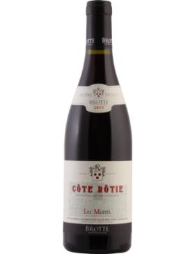 Maison Brotte - Côte-Rôtie Les Murets - 2017 - Vin Côte-rôtie