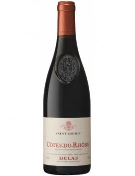 Delas Freres Côtes du Rhône Saint-Esprit - Vin Côtes du Rhône