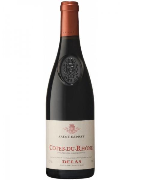 Delas Frères - Côtes du Rhône - Rouge - Saint-Esprit - 2018