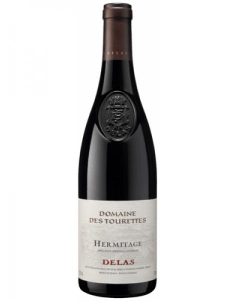Delas Frères Hermitage Domaine des Tourettes - 2015