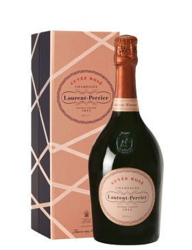 Laurent-Perrier Brut Rosé - Coffret