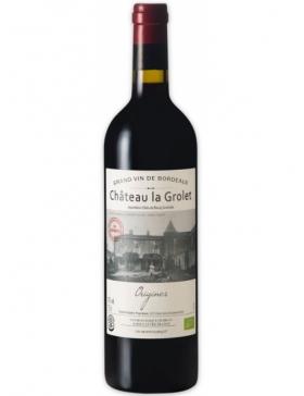 Château La Grolet - Vin Côtes de Bourg