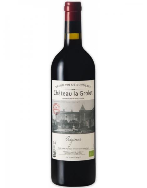 Château La Grolet - Rouge - Origines - 2017
