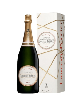 Laurent-Perrier Brut Magnum - Champagne AOC Laurent - Perrier