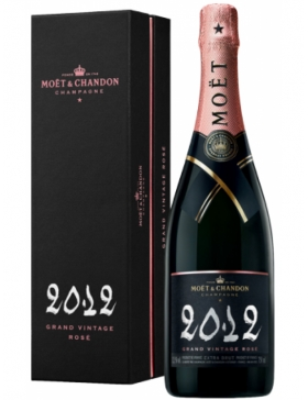 Moët & Chandon Rosé Grand Vintage 2012