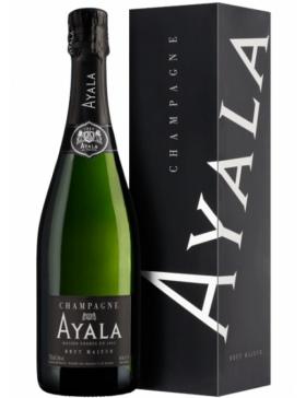 Ayala Brut Majeur - Etui - Champagne AOC Ayala