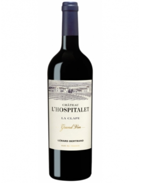 Gérard Bertrand - Château l'Hospitalet - Grand Vin - 2017 - Vin AOP La Clape