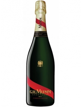 Mumm Cordon Rouge - Champagne AOC Mumm