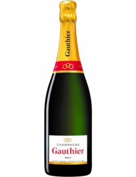 Gauthier Brut - Champagne AOC Gauthier