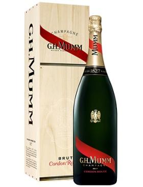 Mumm Cordon Rouge - Mathusalem - Champagne AOC Mumm