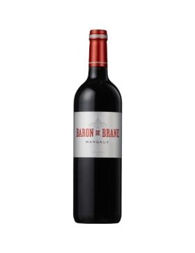 Baron de Brane Caisse Bois - Vin Margaux