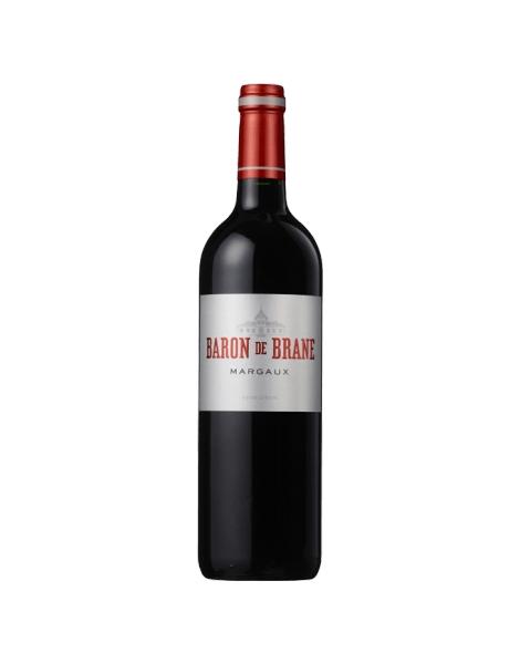 Baron de Brane Caisse Bois