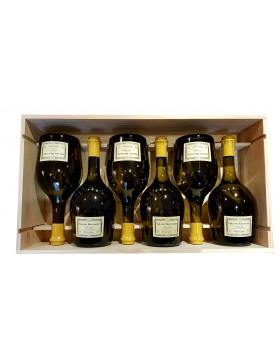 Caisse Bois - 6x Régnard - Chablis Grand Régnard - Vin Chablis