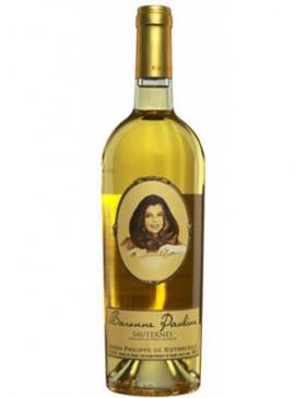 Cuvée Baronne Pauline - 2015 - Vin Sauternes