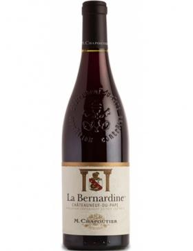 M.Chapoutier - La Bernardine - Rouge - 2016 - Vin Châteauneuf-du-Pape