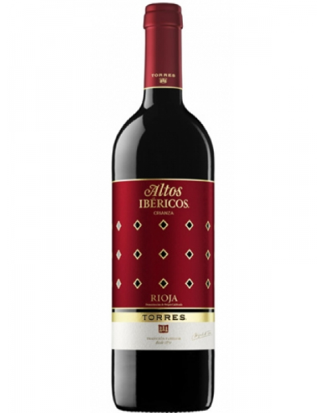 Torres Altos Ibéricos rouge - 2016