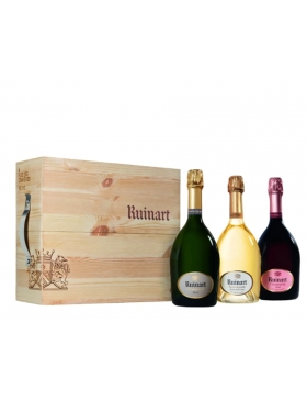 Coffret Collection Ruinart - Champagne AOC Ruinart