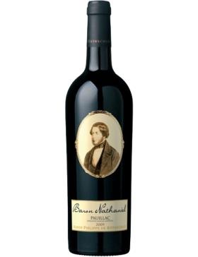 Cuvée Baron Nathaniel Rouge Magnum - 2015 - Vin Pauillac
