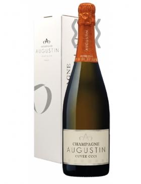 AUGUSTIN - Cuvée CCCI - Feu - Blancs de Noirs - Champagne AOC Marc Augustin