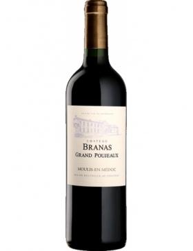 Château Branas Grand Poujeaux - 2014