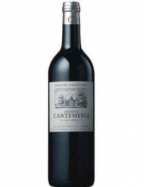 Château Cantemerle - 2015 - Vin Haut Médoc
