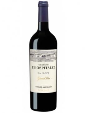 Gérard Bertrand - Château l'Hospitalet - Grand Vin - Rouge - 2018 - Vin AOP La Clape