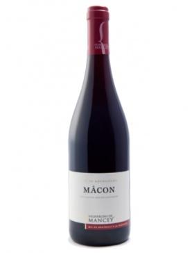 Les Vignerons de Mancey - Mâcon rouge - 2017