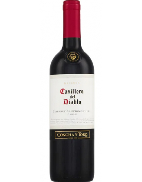 Casillero Del Diablo - Concha Y Toro - Cabernet Sauvignon - Rouge
