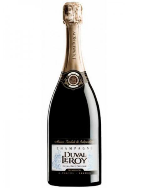 Duval-Leroy - Extra-Brut - Prestige 1er cru