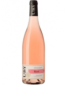 UBY Rosé N°6 - 2019 - Vin Côtes de Gascogne