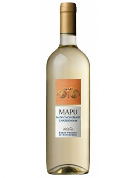 Mapu Sauvignon Chardonnay - 2018 - Vin Central Valley