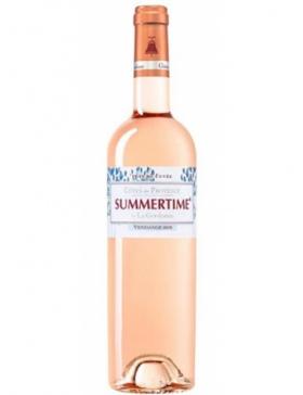 Summertime by la Gordonne - Rosé - 2018 - Vin Côtes de Provence