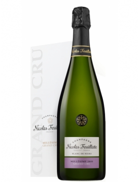 Nicolas Feuillatte Grand Cru Blanc de noirs - 2010 - Champagne AOC Nicolas Feuillatte