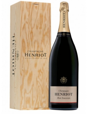 Henriot - Brut Souverain - Jeroboam - Champagne AOC Henriot
