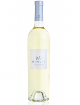 Château Minuty - M de Minuty - Blanc - 2019 - Vin Côtes de Provence