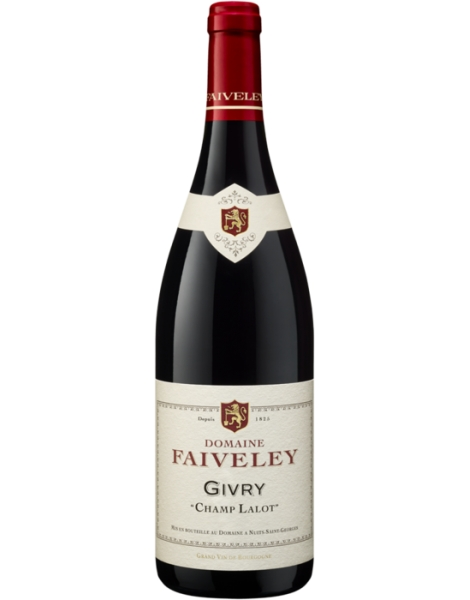Domaine Faiveley Givry Champ Lalot Rouge -2015