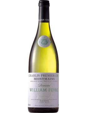 Domaine William Fevre Chablis Montmains - 2017 - Vin Chablis