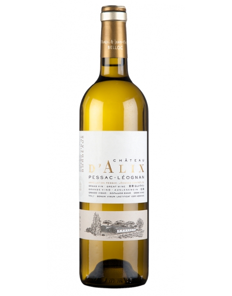 Château d'Alix - Blanc - 2017