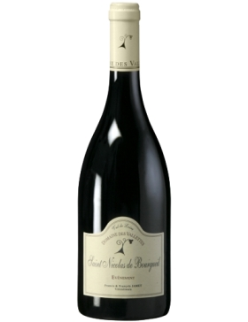 Domaine des Vallettes Saint Nicolas De Bourgueil - Origine - 2018 - Vin Saint Nicolas de Bourgueil