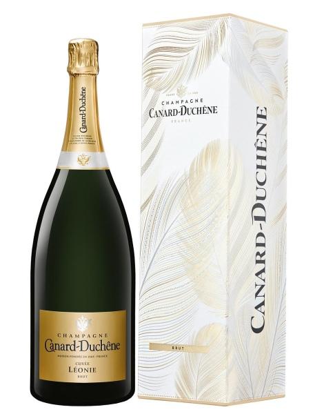 Canard-Duchêne Cuvée Léonie Magnum Etui