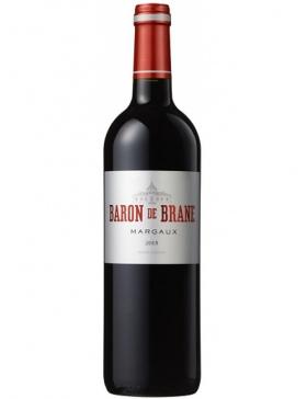 Baron de Brane - 2017 - Vin Margaux