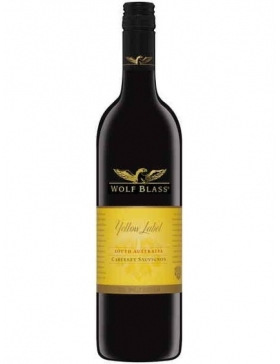 Wolf Blass Yellow Label Malbec - 2018 - Vin Australie