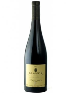 Paul Blanck Pinot Noir F 2014 - Vin AOC Alsace Pinot Noir